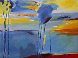 Paysage, 30 x 40
